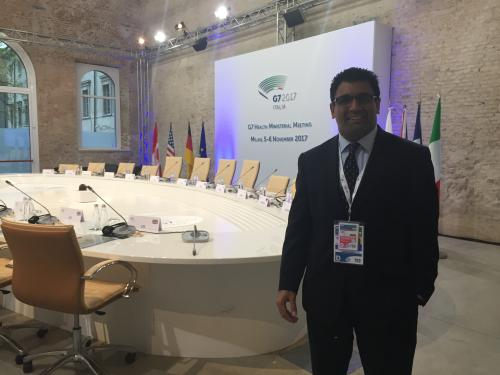 G7 Health Ministerial Meeting