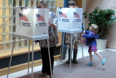 Scientists agree that the most secure voting systems involve paper ballots. | Danny Howard/Flickr CC BY-SA 2.0