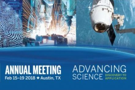 STPF Guide to the 2018 AAAS Annual Meeting